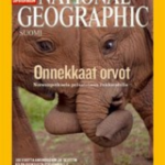 National Geographic Suomi Tarjous
